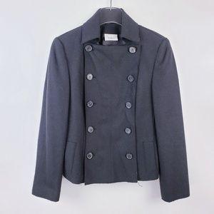 Akris Punto Wool/Angora Jacket Size 10